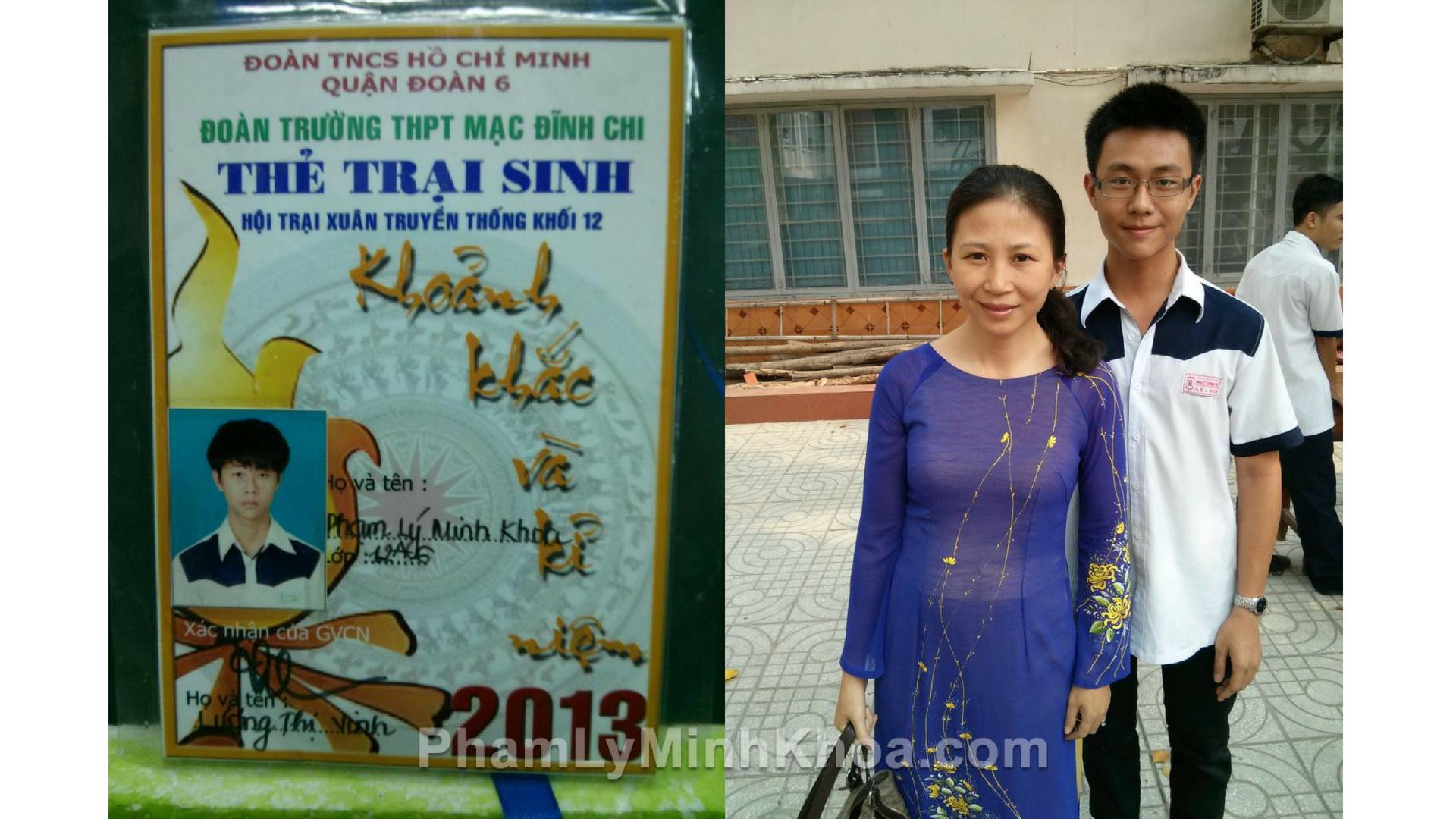 Trại xuân 2013 - trường THPT Mạc Đĩnh Chi
