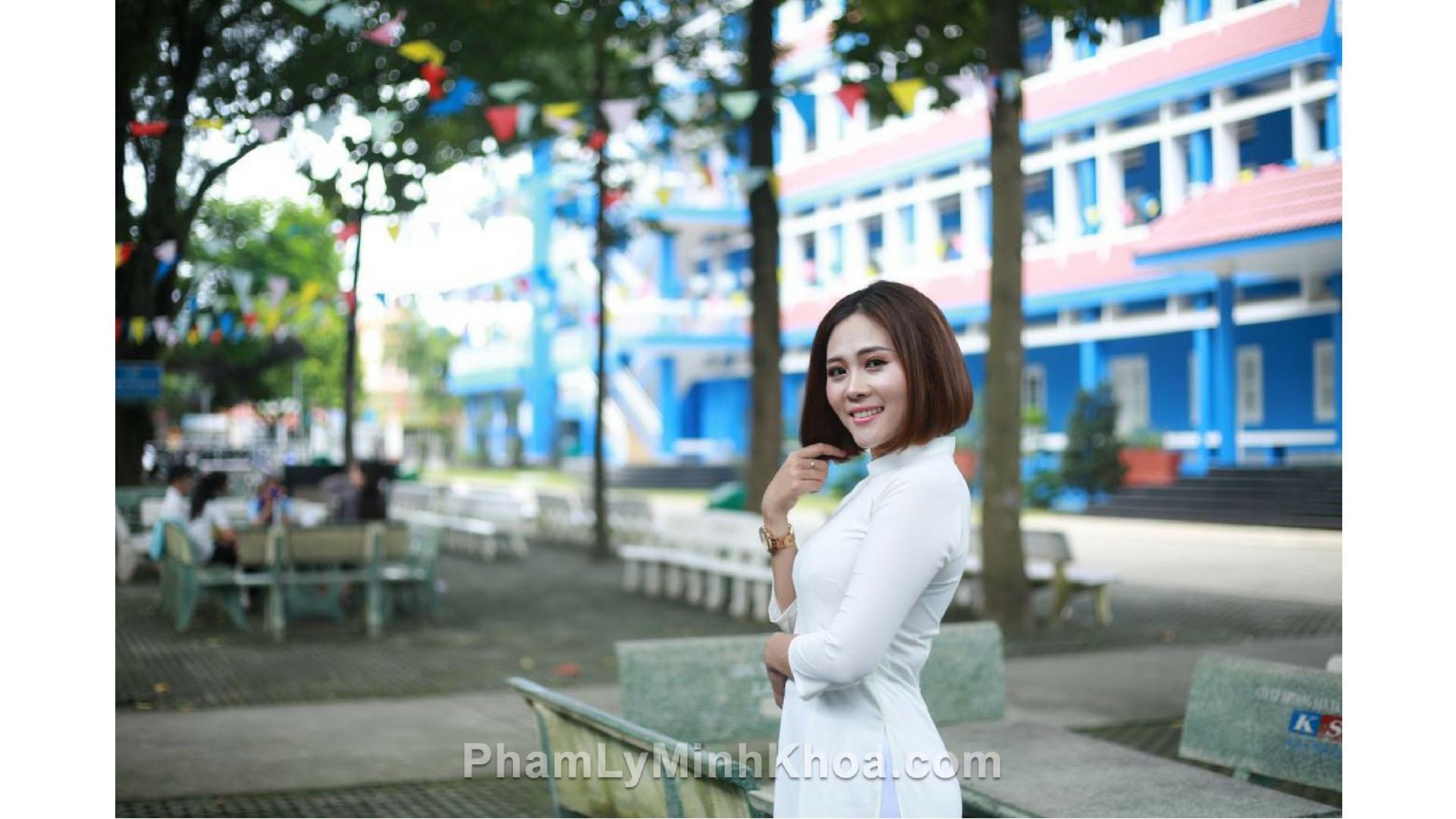 Phan Thị Thuỳ Nhung người bạn Phạm Lý Minh Khoa