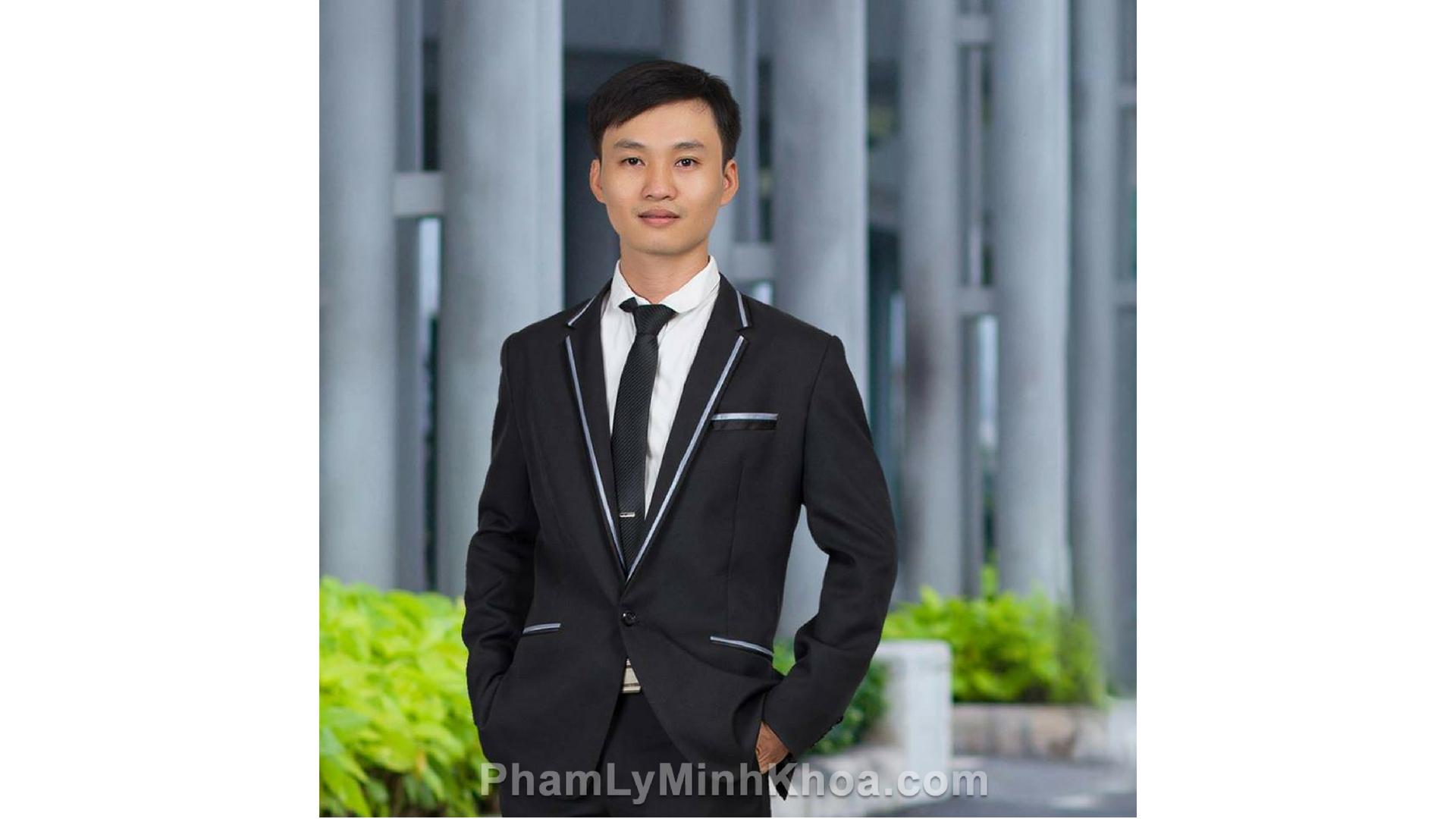 chủ sáng lập công ty mỹ phẩm Thiên Đăng - anh Nguyễn Duy Tân
