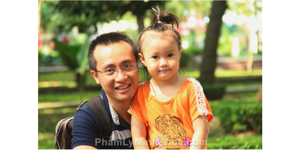 anh Nguyễn Văn Vượng và Pham Ly Minh Khoa