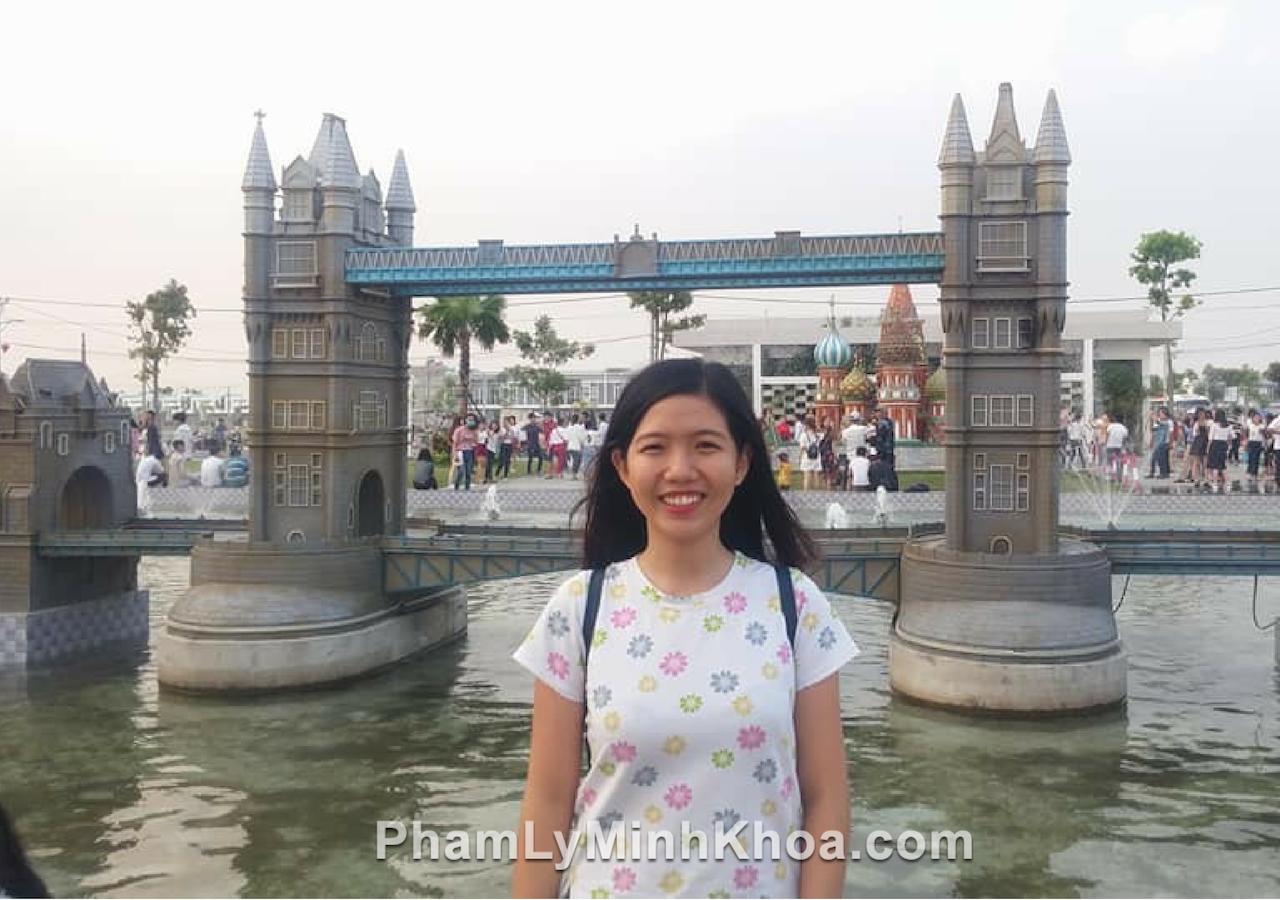 Cô gái Trương Ngọc Mai, người con gái nhỏ nhưng chí lớn.